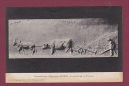 58 - 190914 - NEVERS - Nouvelle CAISSE D'EPARGNE - Le Labourage En Nivernais - Banque - Nevers