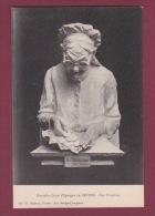 58 - 190914 - NEVERS - Nouvelle CAISSE D'EPARGNE - Les Picaillons Statue - Banque - Nevers
