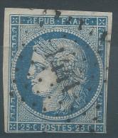 Lot N°26837   N°4,  Oblit  PC 1441 GRANVILLE (48) - 1849-1850 Ceres