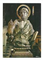 Cp, 04, Entrevaux, Buste En Argent De St-Jean-Baptiste, Patron D'Entrevaux - Frankrijk