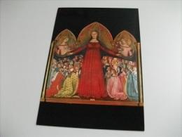 pienza museo della cattedrale bartolo di fredi madonna della misericordia siena