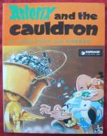 Asterix And The Cauldron Dargaud Canada Broché 1979 - Vertaalde Stripverhalen