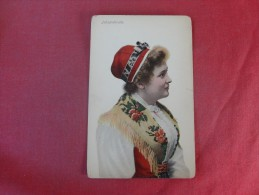 Leksandskulla, Frau In Schwedischer Tracht   Ref 1511 - Customs