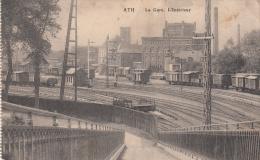 ATH - La Gare - L´Iintérieur - Ath