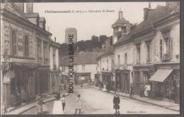 37----CHATEAURENAULT--Carrefour ST André--commerces--animé - Andere Gemeenten
