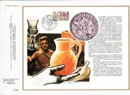 FDC - CEF - 1977 - Meilleurs Ouvriers De France - FDC