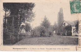 MEUNG SUR LOIRE-La Mauve Aux Marais-Vue Prise Dans Le Parc Du Chateau-Précurseur - Autres Communes
