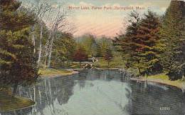 Massachustetts Springfield Mirror Lake Forest Park