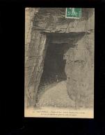 CAP FREHEL Manche 50 : Pointe Du Jas Grotte Jonchée De Galets 1909 - Autres Communes