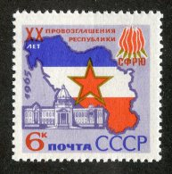 20903  Russia 1965  Michel #3165  **  Scott #3139  Offers Welcome! - Unused Stamps