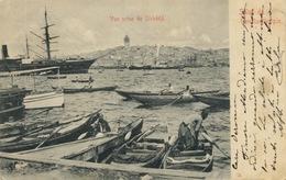 099-1903 Vue Prise De Sirkédji Constantinople Costantinopoli Viaggiata Travelled - Türkei