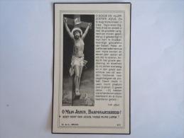 Doodsprentje Image Mortuaire Joannes-Franciscus De Valck St-Katherina-Lombeek 1861 Wambeek 1942 W. EN C. BRUSS 0701 - Devotion Images