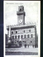 TOSCANA -SIENA -MONTEPULCIANO -F.P. LOTTO N�392