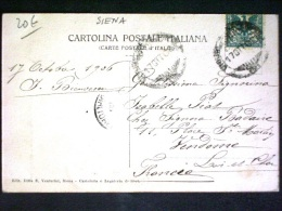 TOSCANA -SIENA -F.P. LOTTO N�392