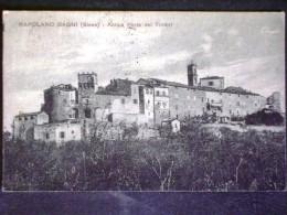 TOSCANA -SIENA -RAPOLANO BAGNI -F.P. LOTTO N�392