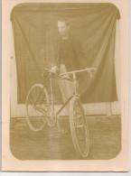 @ THEME VELOCIPEDE GROS PLAN VELO BICYCLETTE - Cartes Postales