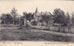 ELLEZELLES : St Mortier - Ellezelles