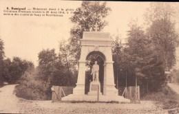 Rossignol Monument élevé à La Gloire - Tintigny