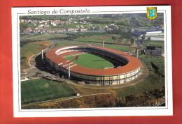 JFO-12 Santiago Compostela Estadio San Lazaro Futbol  Stadium Football Calcio Fussball Soccer Non Circulé - Santiago De Compostela