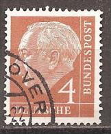 BRD 1954 // Mi. 178 X O - [7] Federal Republic