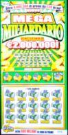 GRATTA &VINCI MINI LOTTO DI 10 BIGLIETTI - USATI E NON VINCENTI - - Billets De Loterie
