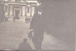 Venezia 10.10.1909, Esposizione D'Arte, Fotografia Originale D'epoca Cm. 7 X 9. - Lieux