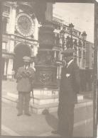 Venezia 10.10.1909, Esposizione D'arte, Fotografia Originale D'epoca Cm. 7 X 9. - Luoghi