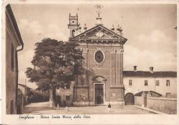 R14-436 - SAVIGLIANO - CHIESA S. MARIA DELLA PIEVE - CUNEO - F.G. - A. 1938 - Cuneo