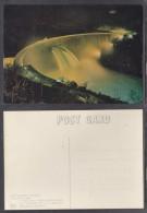 "Rhodesia: Lake Kariba, The Wall By Night, ""Veld Life"" , R.A.BOURLAY (photo + Pub) Unused - Zimbabwe"