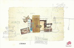 Macao 2001 Traditional Implements  Souvenir Sheet MNH - 1999-... Chinese Admnistrative Region