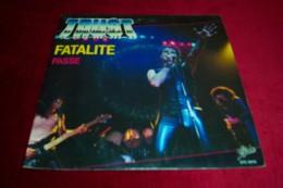 TRUST  °°  FATALITE - Hard Rock & Metal