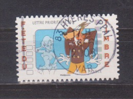 FRANCE / 2008 / Y&T N° 4151 Ou AA 162 : Tex Avery (Le Loup) Adhésif - Usuel Du 06/06/2008 - France