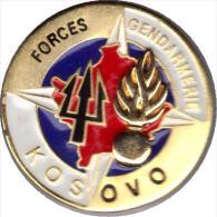 Gendarmerie - Forces Gendarmerie Au Kosovo - SHELI GN 0073 - Police