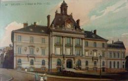 L´hotel De Ville - Meaux