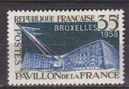M2977 - FRANCE Yv N°1156 ** Exposition De Bruxelles - Unused Stamps