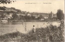 LA CELLE SUR SEINE - Vue Sur La Seine - Sur L'autre Rive Le Village - France