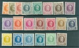 N�  190-208 XX + 209-210 X-  1922