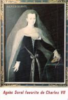 Agnès Sorel - Favorite De Charles VII - Histoire