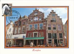 D18132 CARTE MAXIMUM CARD RR FD 2006 NETHERLANDS - FACADES OLD HOUSES ZUTPHEN - BEAUTIFUL HOLLAND CP ORIGINAL - Architecture