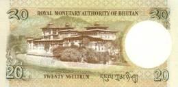 BHUTAN P. 30a 20 N 2006 UNC (2 Billets) - Bhoutan
