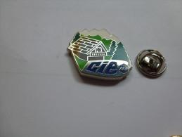 Beau pin�s en zamac , assurance mutuelle , Cie AGF