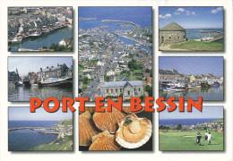 Ph-CPM Port En Bessin (Calvados) Multivues - France