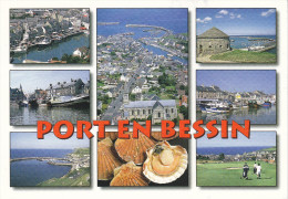 Ph-CPM Port En Bessin (Calvados) Multivues - Frankreich