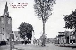 C789 Cpa 59 Annapes - L'Arbre De La Liberté Planté En 1789 - Zonder Classificatie