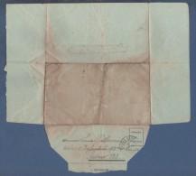 MILITARIA WW1 - LETTRE DATEE DE 1916 ? A LADOIX SERIGNY COTE D´OR VERS SECTEUR 123 / 210e D´INFANTERIE 23e COMPAGNIE - Dokumente