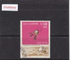 Ecuador - 1 Val. Used - Ecuador