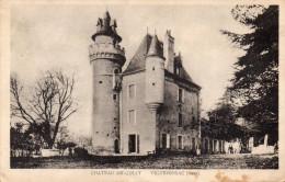 Cpa 1946 VIC FEZENSAC, Château De GIMAT (44.05) - Vic-Fezensac
