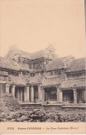 CPA Ruines D'Angkor - La Cour Intérieur (Siam) (8693) - Cambodge
