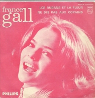 France Gall 45t. SP JUKE-BOX *les Rubans Et La Fleur* - Vinylplaten