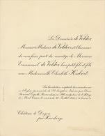 De Volder Elisabeth Hubert Chateau De Doyon Havelange - Wedding